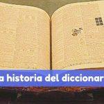 origen del diccionario bilingüe