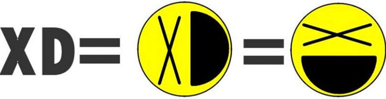 Significado de XD - XD Meaning - What Does XD Mean?